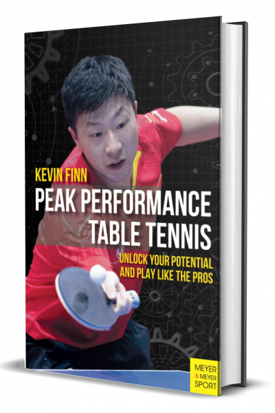 Peak Performance Table Tennis Book